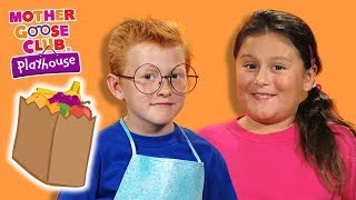 Grocery Store | Learn Colors | Mother Goose Club Playhouse Kids Video