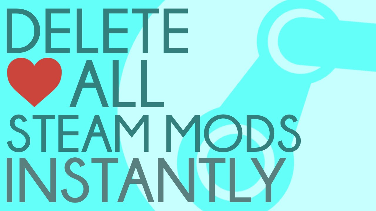 uninstall all mods nmm