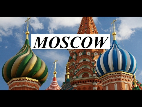 Russia/Moscow (Walking tour) Part 3