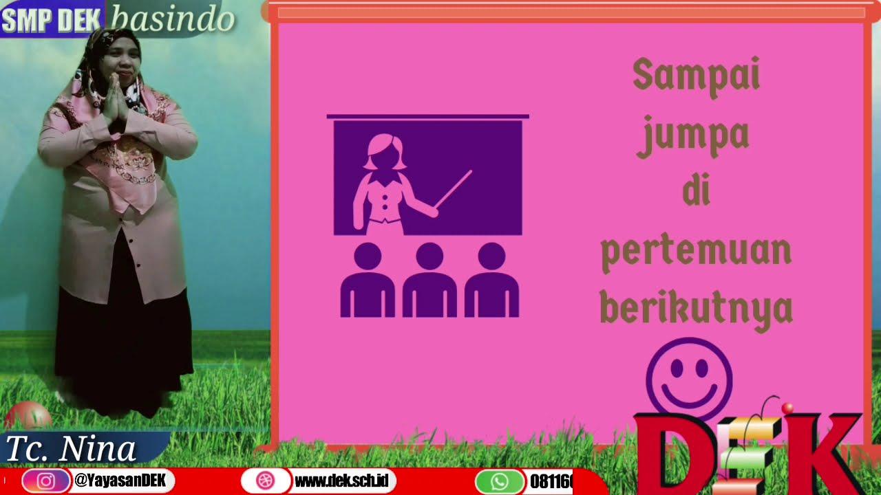 Materi Bahasa Indonesia ~ Kelas 8 ~ Menyimpulkan Teks ...