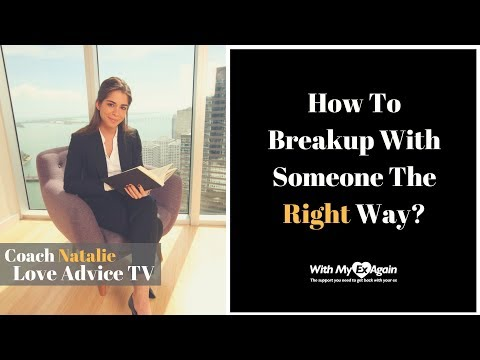 How to break up with someone you love who is married