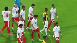 تألق نيفيز يقود الجزيرة الإماراتي لفوز ودي على اتحاد جدة