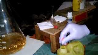 Cara olah emas(pemurnian)dgn metode AR