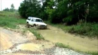 1995 Chevy Tahoe 4x4 Off Roading