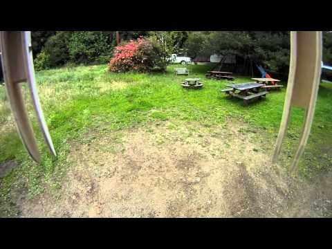 Quadcopter Aerial Video Second Attempt