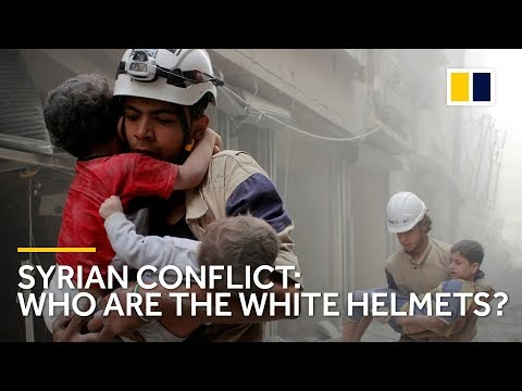 Syrian conflict: who are the White Helmets?