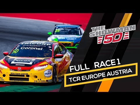 TCR Europe Red Bull Ring 2019 full race 1