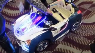 Детский электромобиль Bugatti VIP 2318 - raspashonka.com.ua