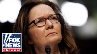 Senators question CIA director nominee Gina Haspel