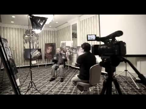 "Reza's interview on the exhibition ""Azerbaijan : Land of Tolerance"" in Washington, D.C."
