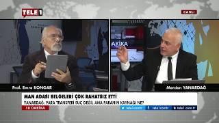 18 Dakika - Merdan Yanardağ & Emre Kongar (29 Kasım 2017) | Tele1 TV