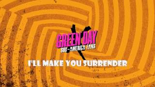 Green Day-Stop When The Red Lights Flash-Lyrics-HD