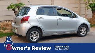 Toyota Vitz 2005 - 2011 | Owner\x27s Review Price, Specs \\u0026 Features | PakWheels