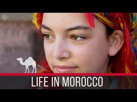 Experiencing Moroccan Berber Life in the High Atlas - Motorhome Morocco - Episode 51