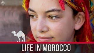 EXPERIENCING MOROCCAN BERBER LIFE IN THE HIGH ATLAS   EPISODE 51