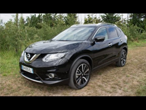 essai du nissan x trail par le groupe automobile idm youtube. Black Bedroom Furniture Sets. Home Design Ideas