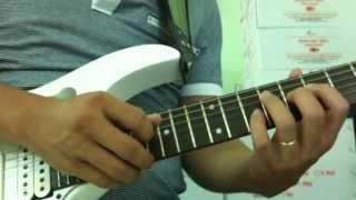 Học solo guitar - Luyện tập đánh tay phím CHÍNH XÁC inside/outside picking [HocDanGhiTa.Net]