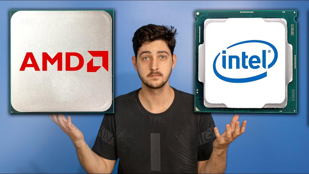 Por que só tem INTEL e AMD pra escolher, existe outra marca? #MiguelResponde