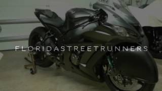 Ace Performance Zx10r Vs. T-RED Gen2 Busa