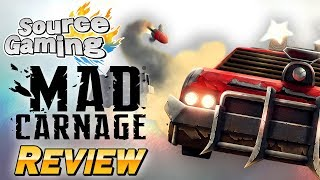 Mad Carnage (Nintendo Switch) Review