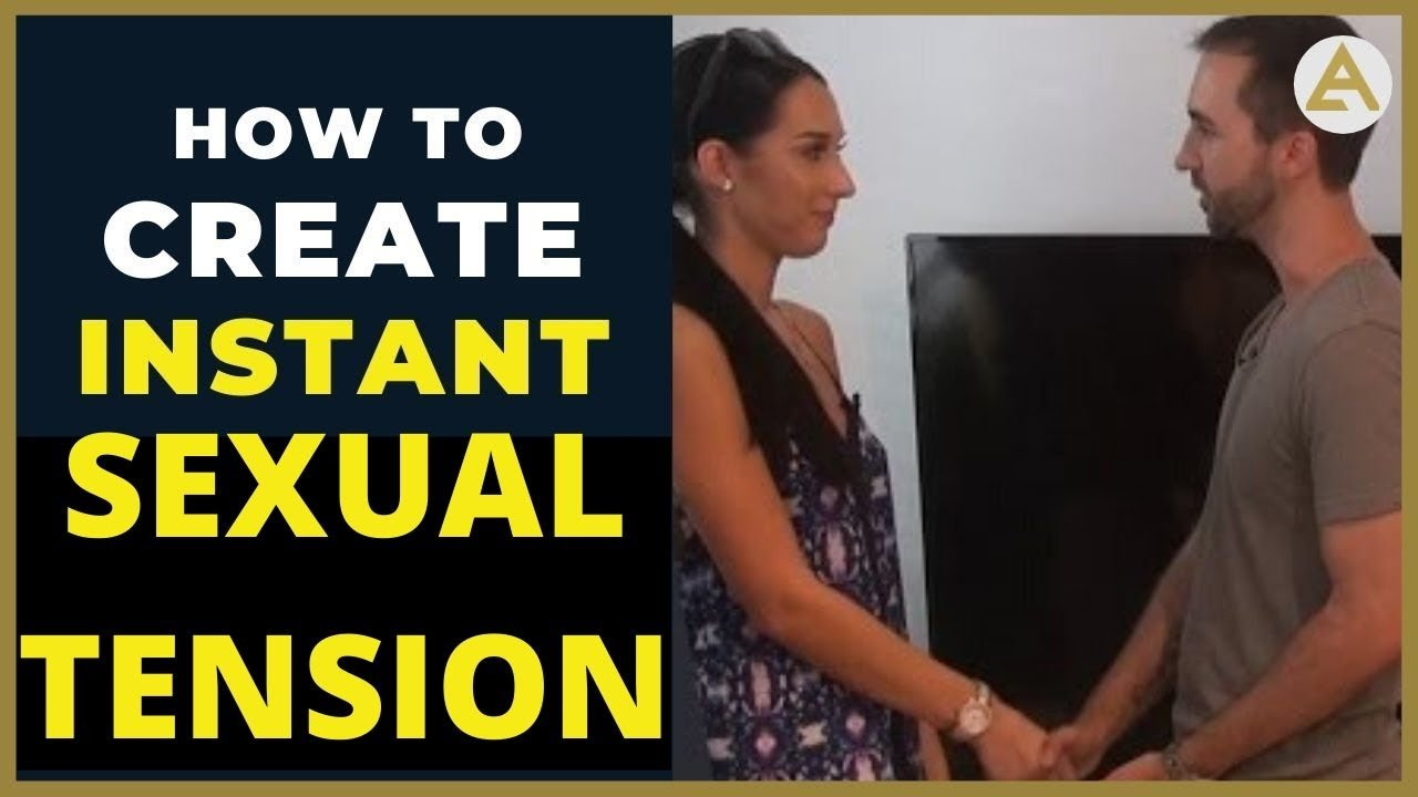 How to create sexual tension with a guy friend