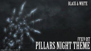 FFXIV OST Coerthas Western Highlands ( Night Theme )