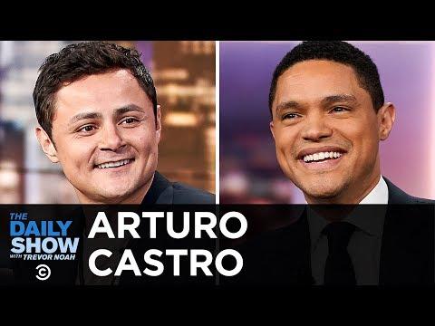 Arturo Castro - Getting Into Characters on Alternatino with Arturo Castro   The Daily Show