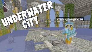 Minecraft Xbox - The Forgotten Vale - Underwater City! [6]