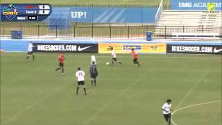 Nick Kolarac USL Pro Combine highlights at IMG academy