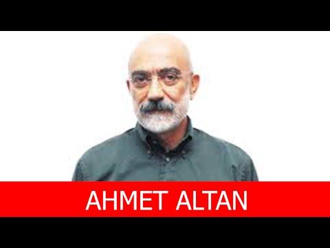 Ahmet Altan Kimdir?