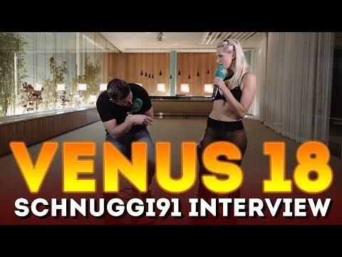 Venus 2018 | Schnuggi91 im Interview | Kabbeln auf dem Klubklo