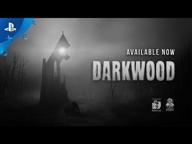 Darkwood - Launch Trailer | PS4