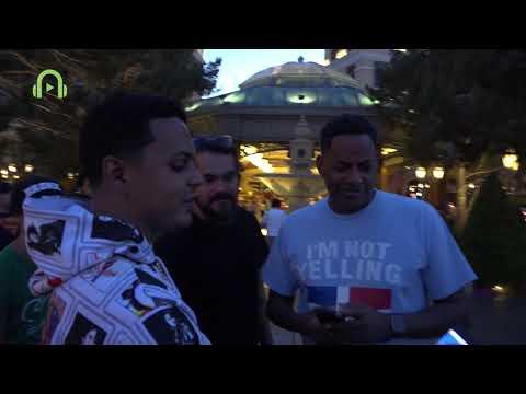 """Reportaje especial desde Las Vegas """"Latin Billboard Week"""" con Santiago Matias & Bolivar Valera!!!"""