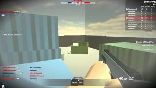 Roblox - Authority Random gameplay 21/1/2013 by Jimmy