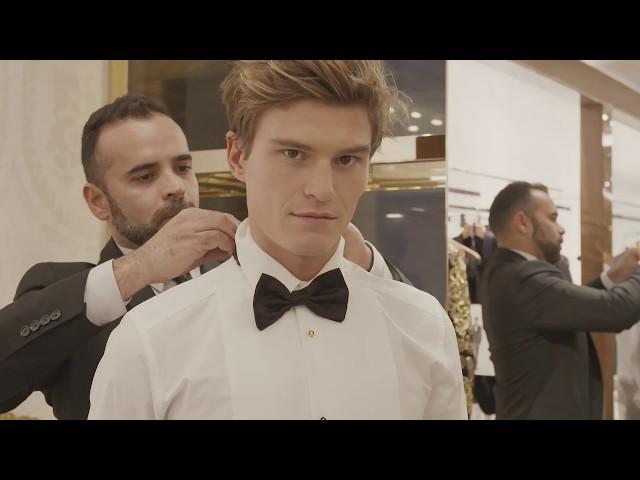 Dolce&Gabbana Alta Moda and Alta Sartoria, Old Bond Street London.