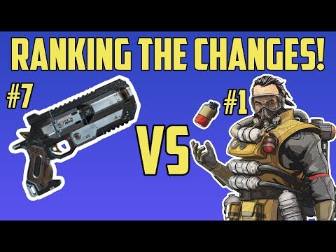What the New Apex Legends Update Means for You - Ranking the Patch Changes From Best to Worst Impact thumbnail