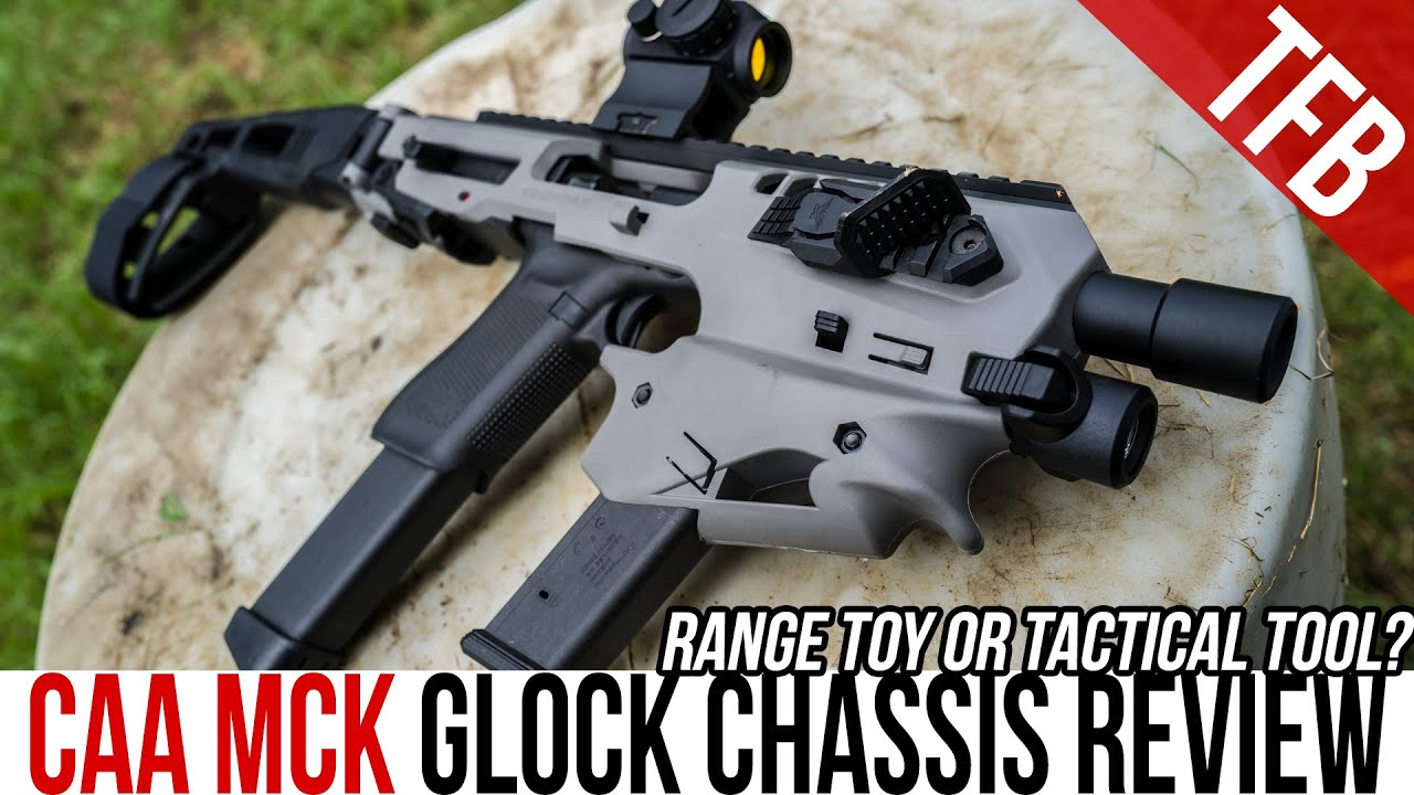 Download Honest Review of the CAA MCK Glock Chassis: Range Toy or Tactical Tool?