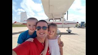 Soaring in the Clouds With My Kids in our Cessna 172 Soundtrack Added