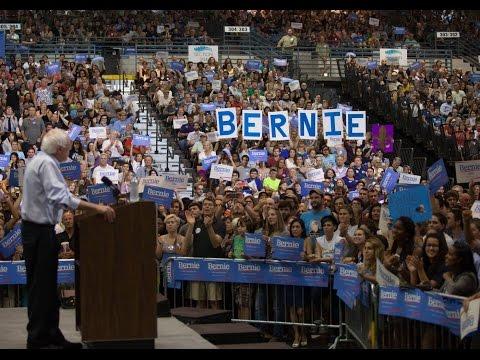 Bernie Sanders Rally in Indiana | Bernie Sanders