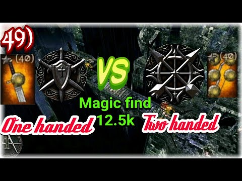 Anima Arpg Black Palace Farming Magic Find 12.5k Warrior Vs Hunter