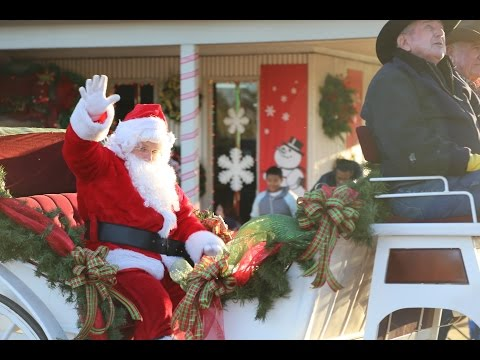 2014 Clayton Chamber of Commerce Christmas Parade