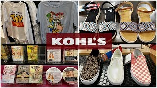 KOHL'S * WHAT'S NEW * CLOTHING BEAUTY SHOES * SHOP WITH ME MAY 2019