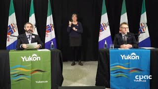 Yukon update on COVID-19 – April 28, 2020