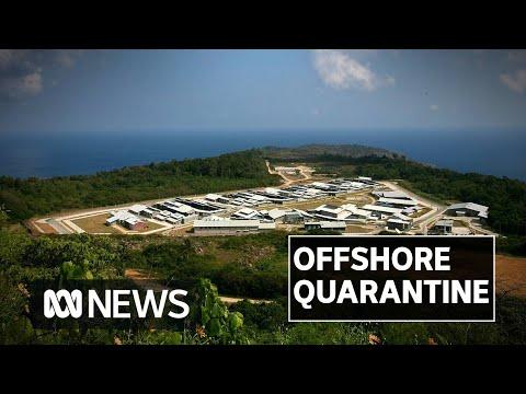Christmas Island: Tropical destination, detention facility, coronavirus quarantine zone | ABC News