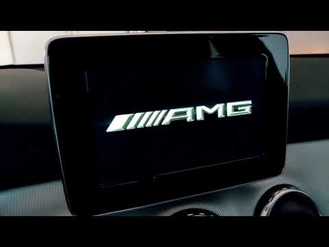 Switch Mercedes Display Logo To AMG & Eco Stop-Start