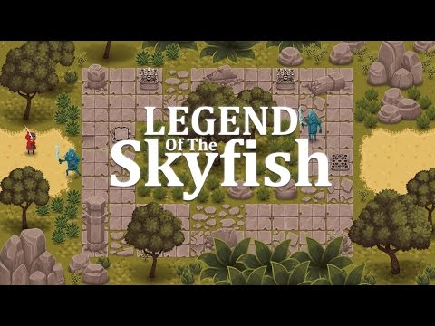 Legend of the Skyfish Android Preview