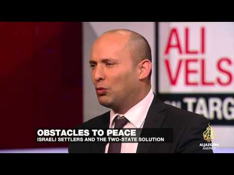 Obstacles to Peace in Palestine
