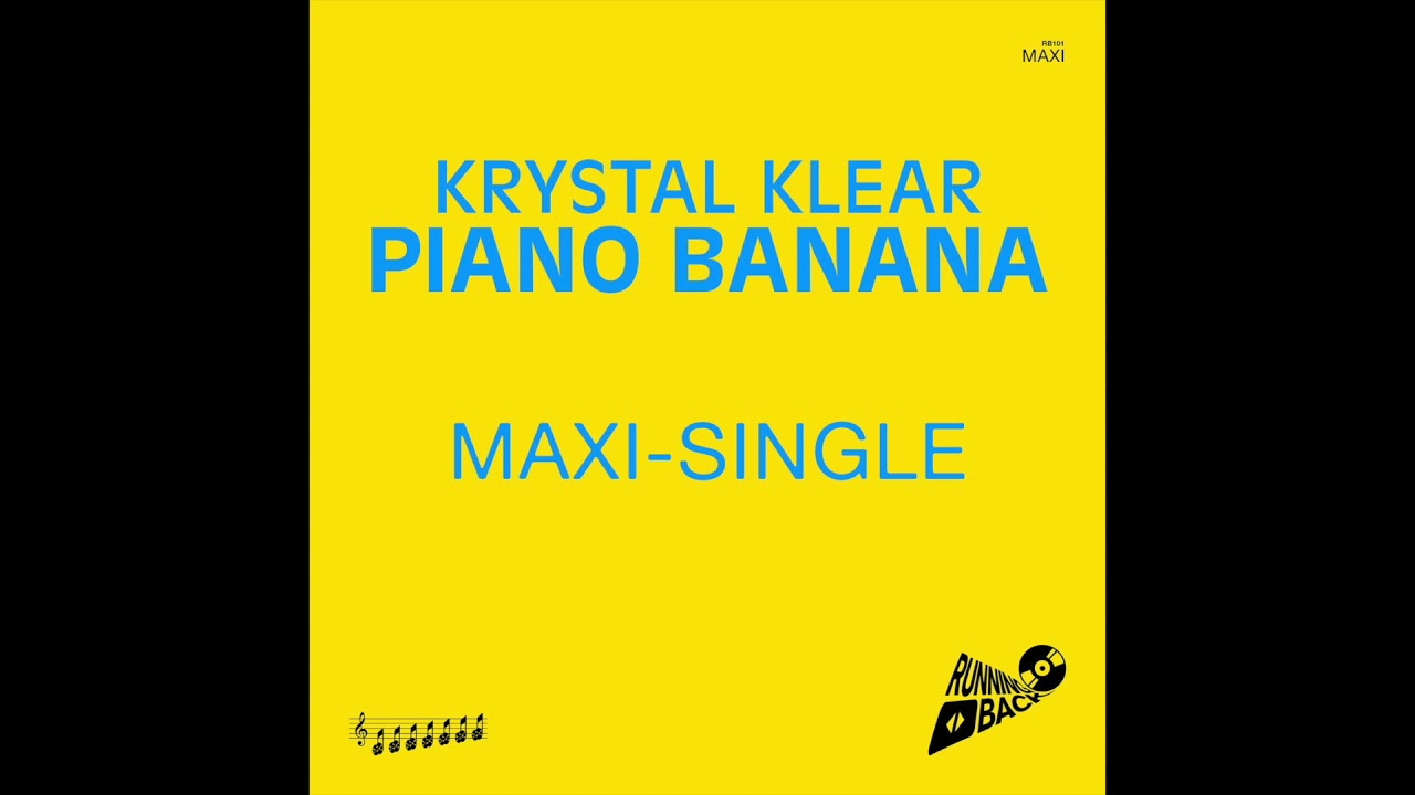 Download Krystal Klear - Piano Banana