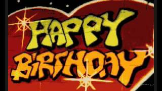 Happy Birthday To You (Video Karaoke Version)