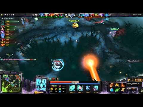 Cloud9 vs Vici - The Summit 2 Finals - G3